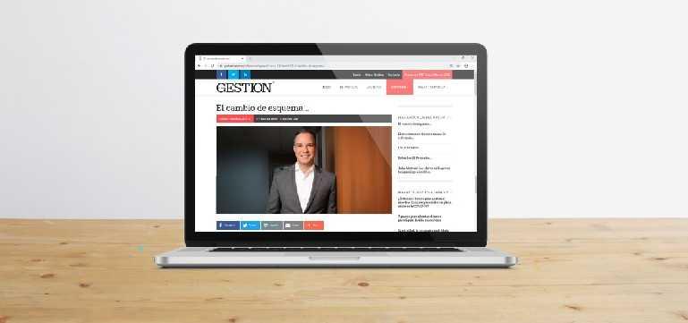Ney Díaz nos comparte sus reflexiones personales y visión empresarial en los editoriales de la Revista GESTIÓN.